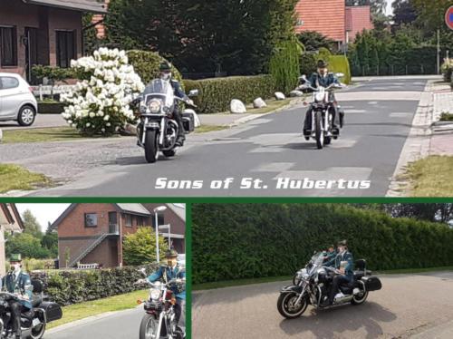 PLatz 3 - Sons of St. Hubertus